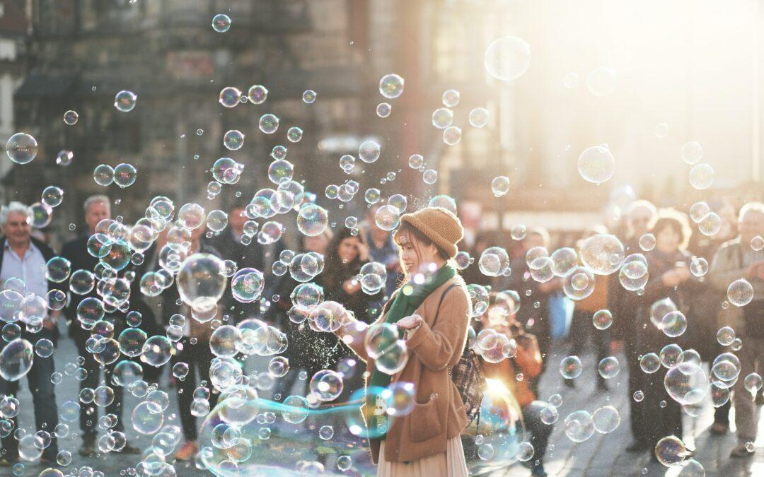 Waarom je vaker buiten je bubbel wilt kijken